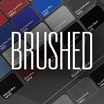 Brushed Metal 1080 vinyl